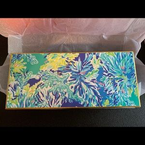 Lilly Pulitzer Lacquered Box